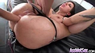 Big Butt Girl (dollie darko) Get Oiled And Anal Hardcore Nailed clip-08