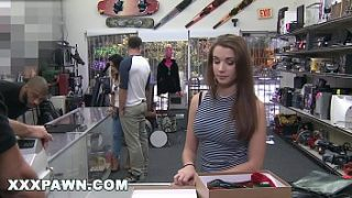 XXXPAWN – Naomi Alice Fucked In Her Favorite Pair Of Heels For Cash Money