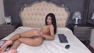livejasmin private session with latina model